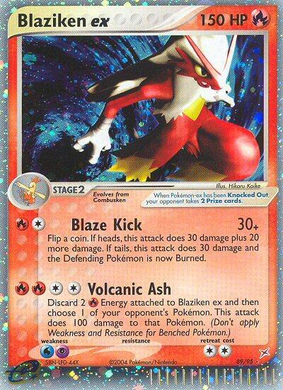 Blaziken (Pokémon) - Bulbapedia, the community-driven ...