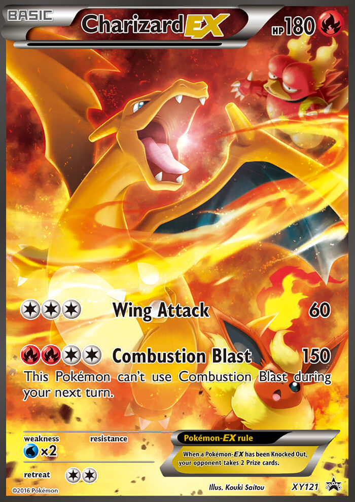 M CharizardEX  XYFlashfire  TCG Card Database