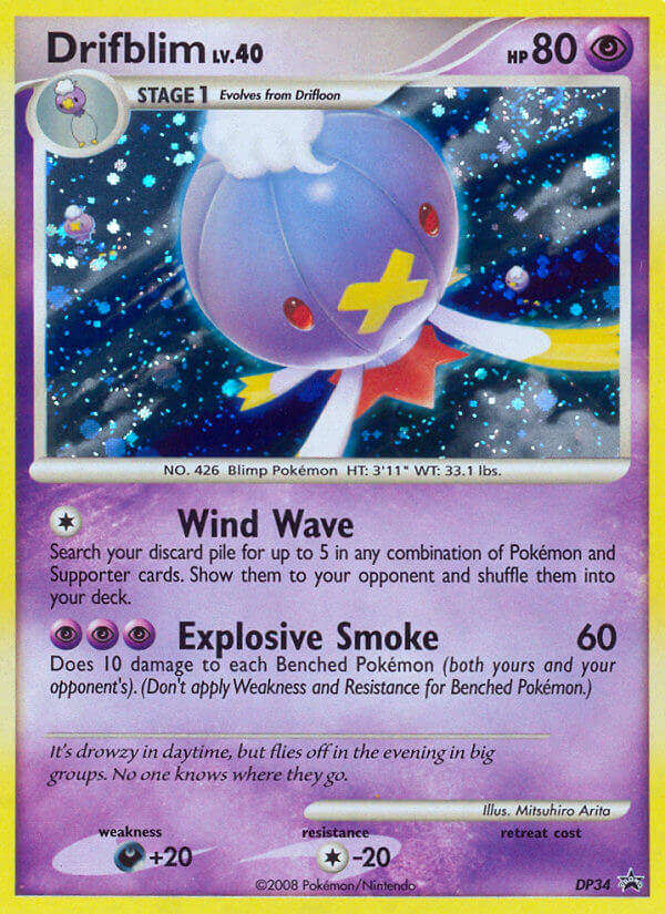 What does Drifloon evolve into - Answers.com