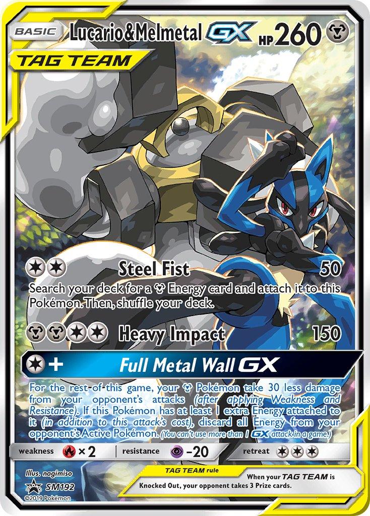 Pokémon PSA 10 Unbroken Bonds Lucario /& Melmetal GX #120