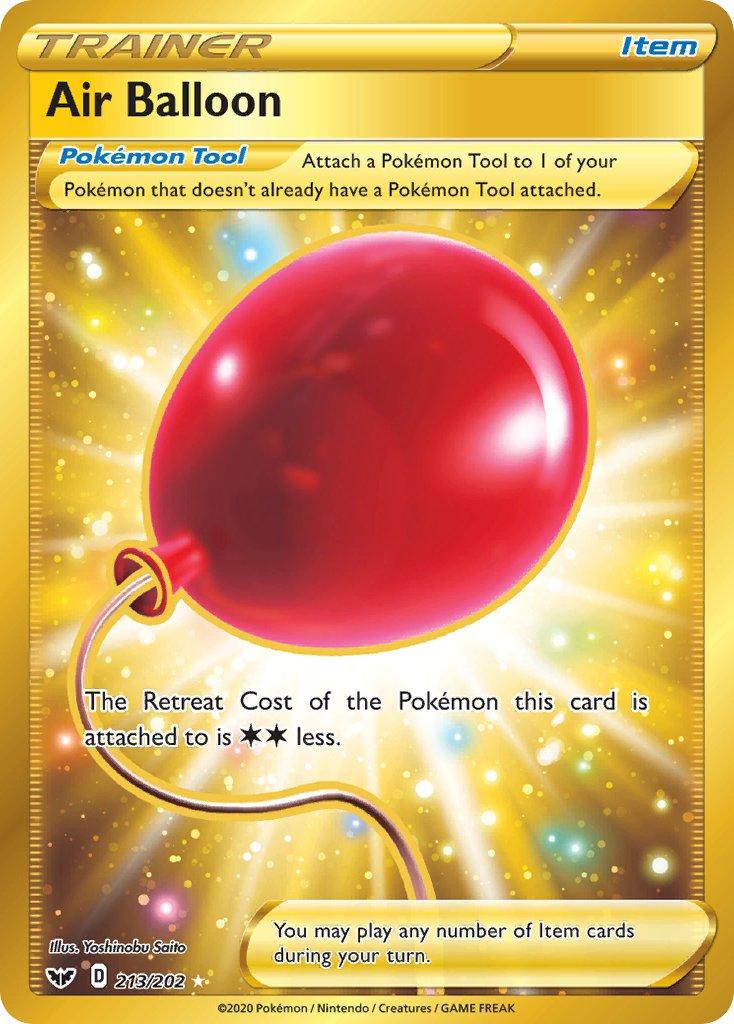 for Pokemon TCG Online DIGITAL ptcgo in Game Card Air Slash 2x Flyinium Z