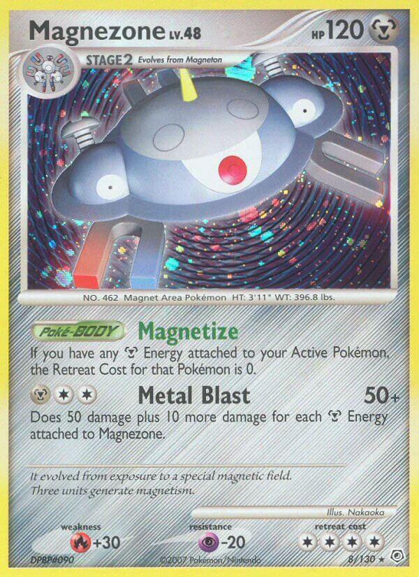 Magnezone (Diamond & Pearl DP 8)