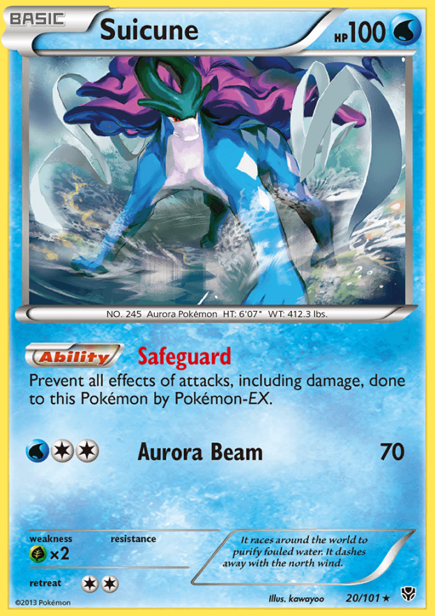 Pokémon TCG Headquarters: Deck Analysis - Wailord-EX ... Wailmer Pokemon Card