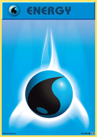 Water Energy from Evolutions